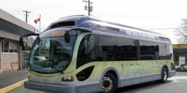 Demonstrator for BC Transit: Proterra