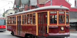 TTS Triple Header Streetcar Charter - September 3, 2006