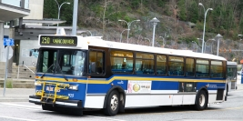 1991 Orion I 01.501 (West Vancouver Municipal Transit)